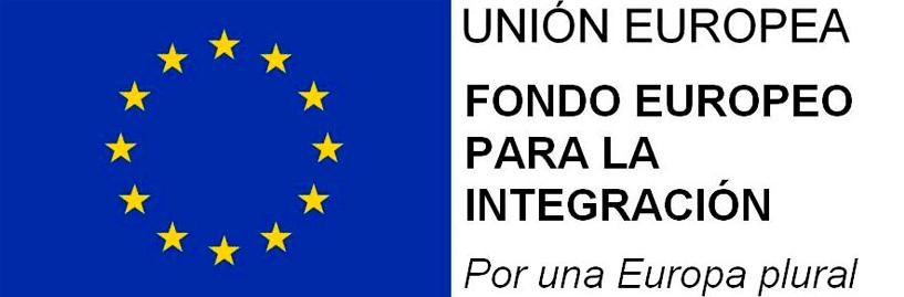 Logo Fondo europeo para la integración