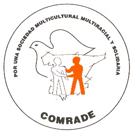 logo comrade simple