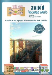 Revista Zaidín, haciendo barrio